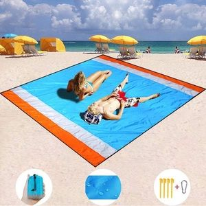 Other - Sand Free Beach Mat Quick Drying Portable Compact